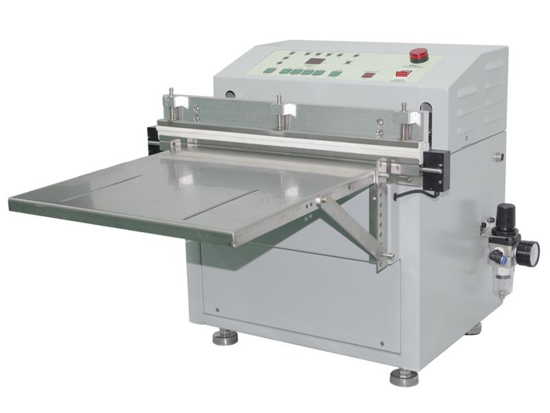 YX-450T 电动台式外抽式真空(充气)包装